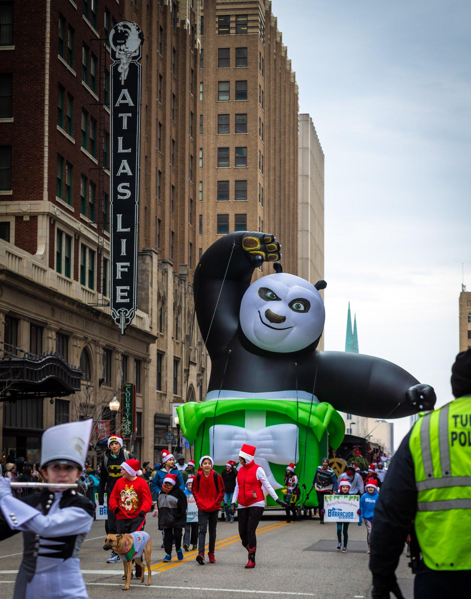 Oklahoma Christmas Parade 2020 Tulsa Makes Plans for 2020 Christmas Parade   FOX 40 WICZ TV