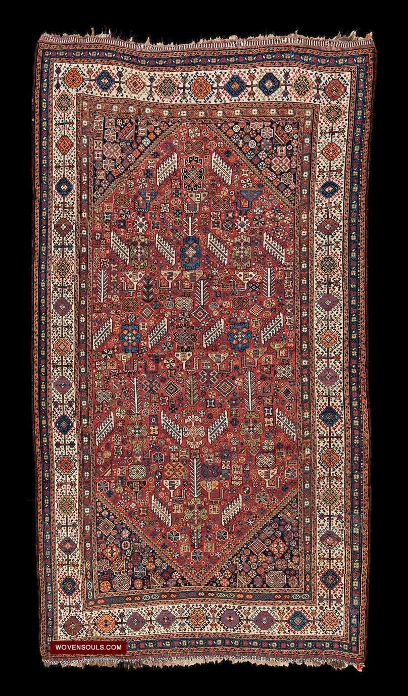 161 Antique Shekarlu Rug Wovensouls Art Gallery Fo