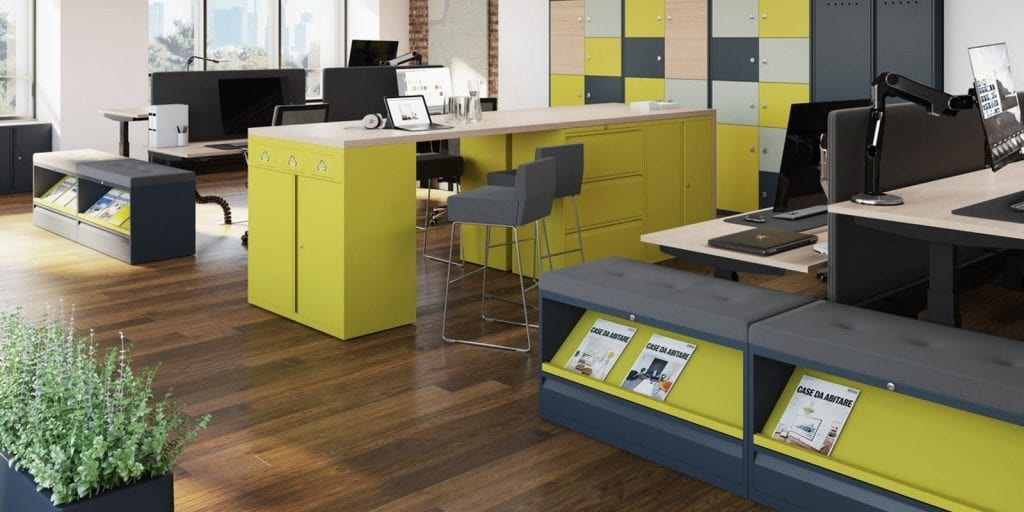 Metric Office Furniture