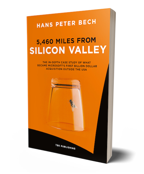 """5,460 Miles from Silicon Valley"" by Hans Peter Bech"