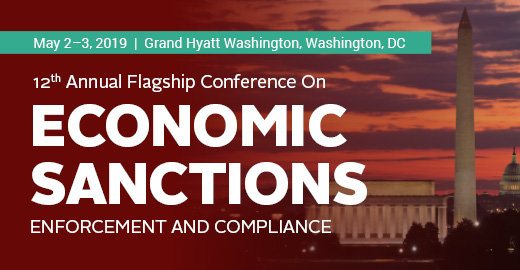 ACI's FLAGSHIP Economic Sanctions Conference in Washington, DC