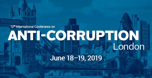 Anti-Corruption Conference in London I 18-19 June, 2019