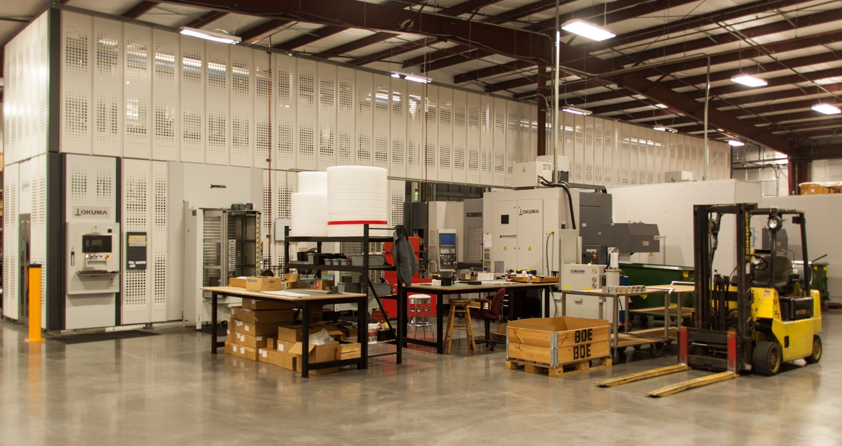 BDE Manufacturing Services