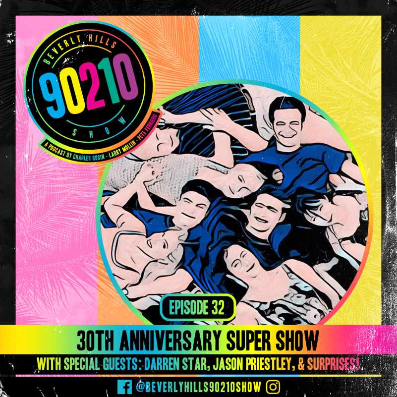 Beverly Hills, 90210 30th Anniversary Super Show