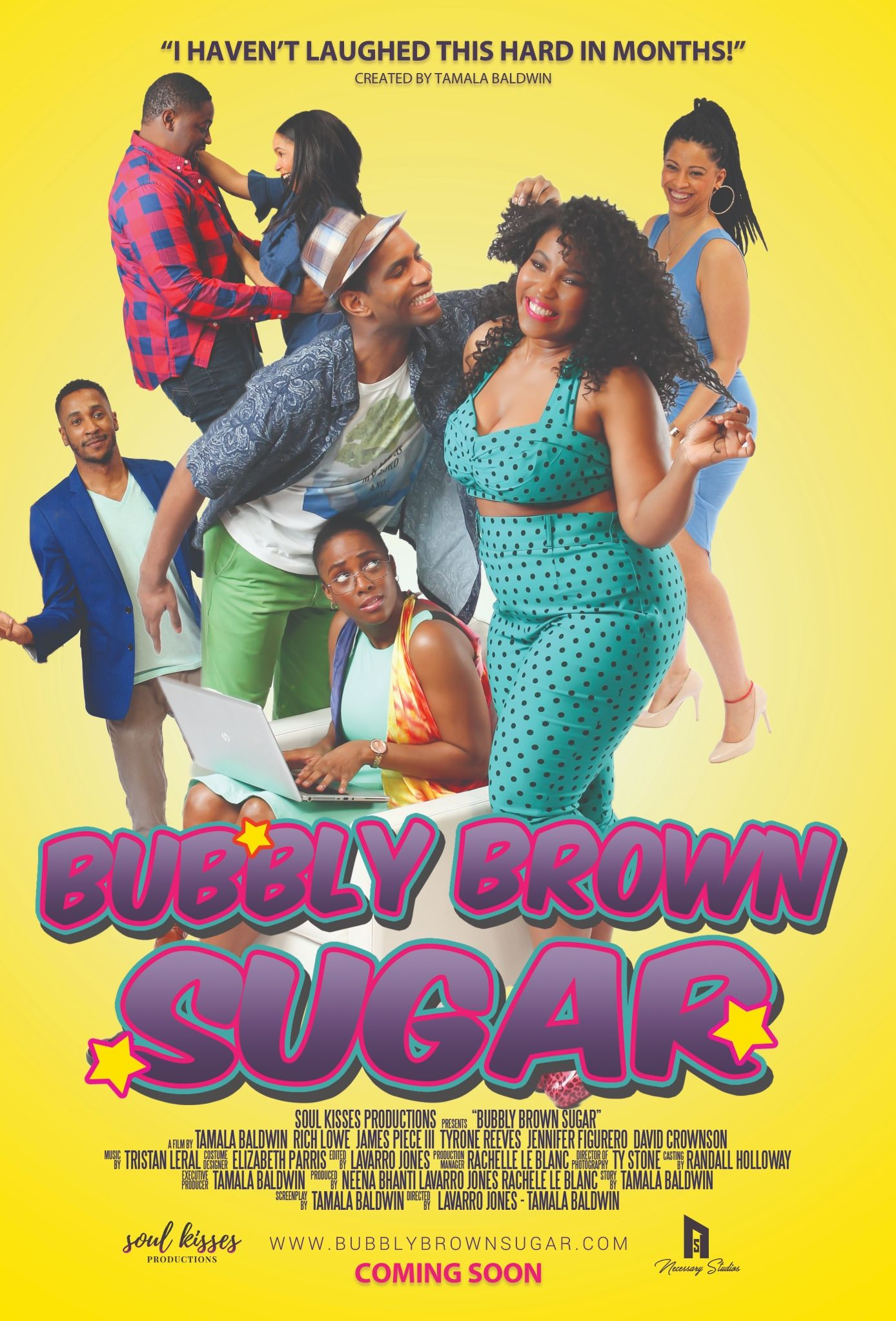 Bubbly Brown Sugar