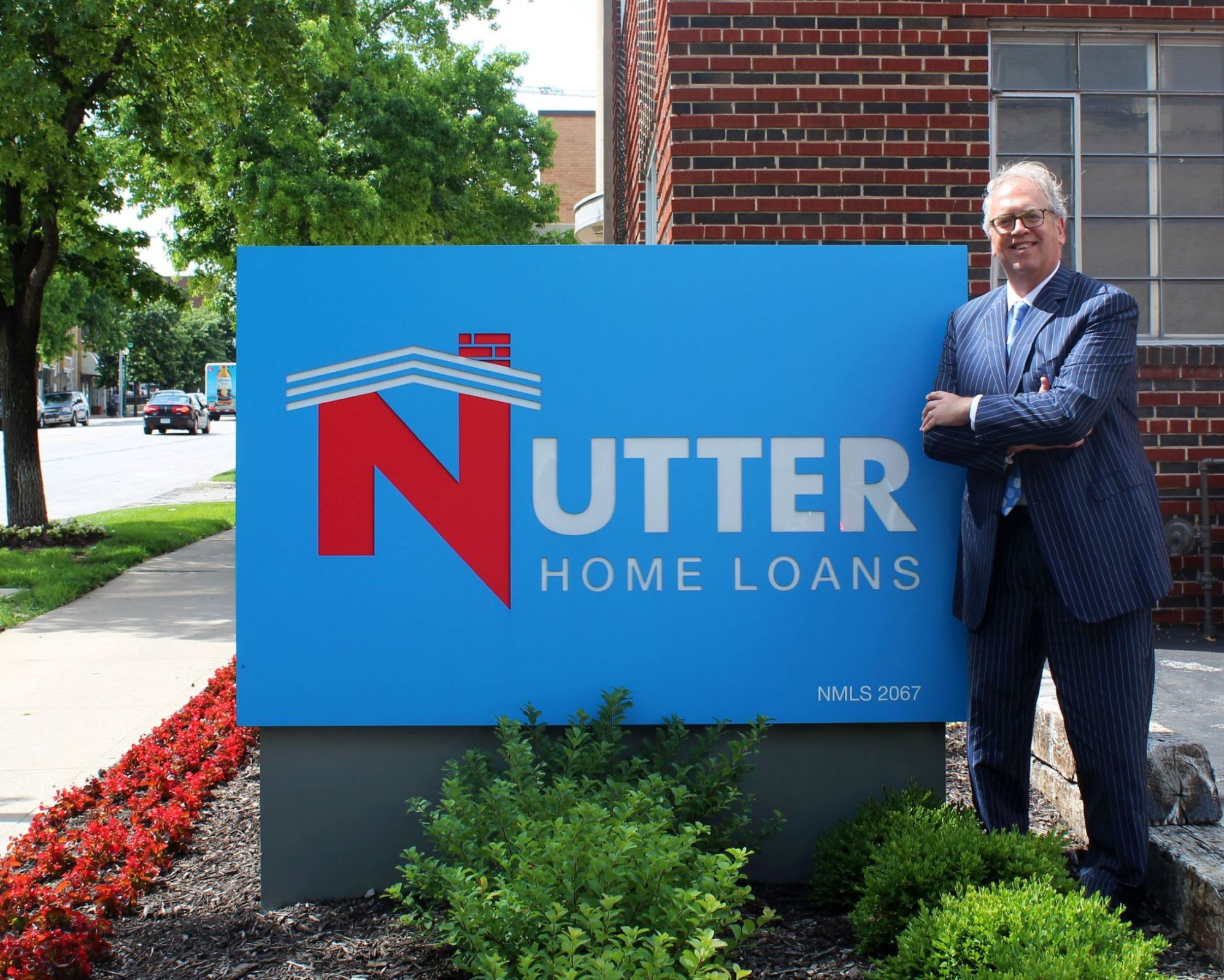 CEO James B. Nutter, Jr. stands by new brand - Nutter Home Loans.