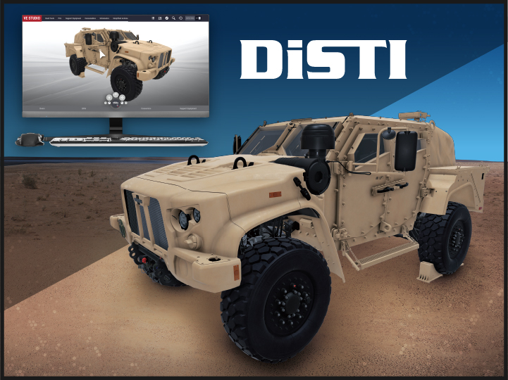 DiSTI JLTV Virtual Trainer