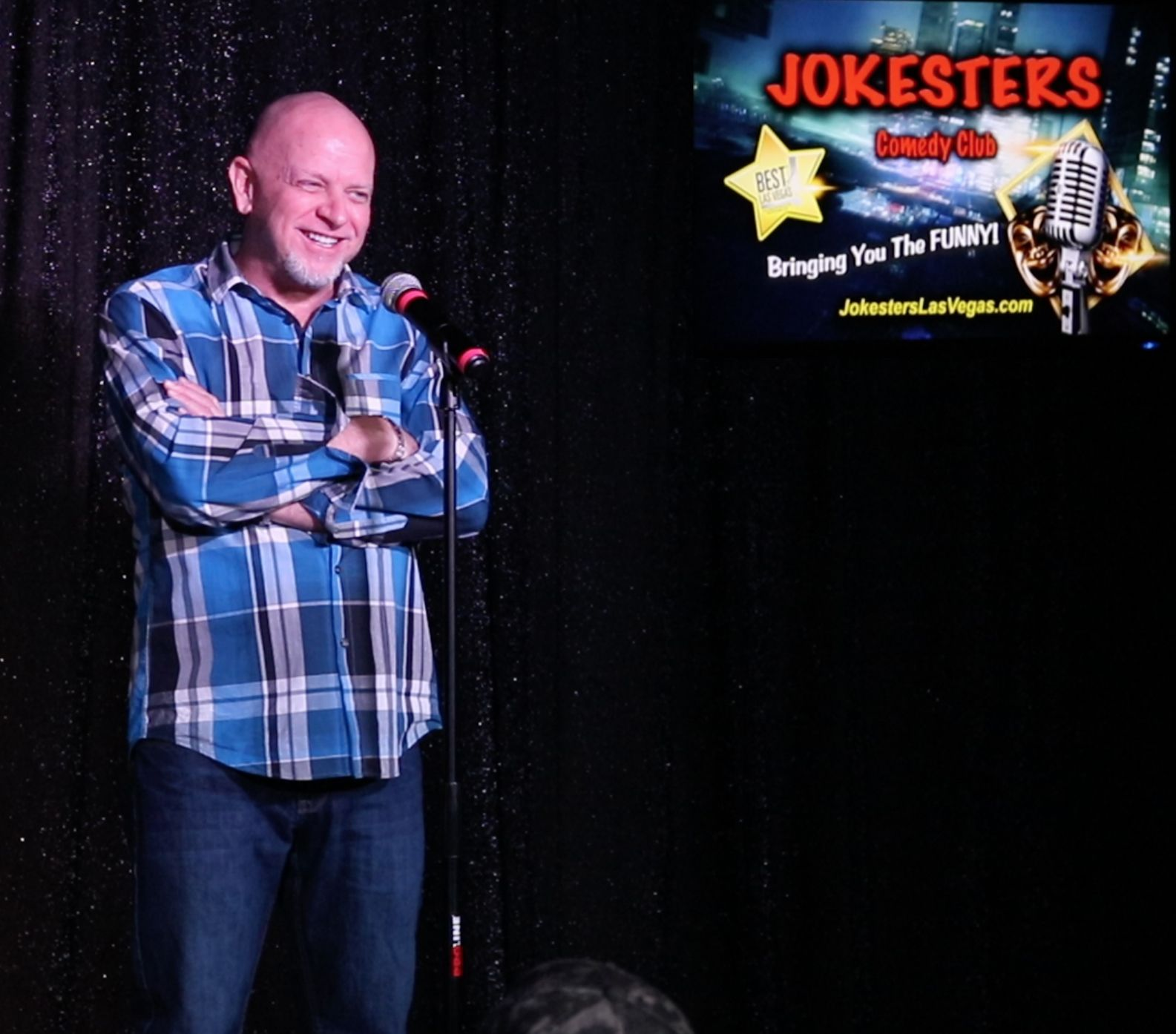 Don Barnhart Performs Nightly At Jokesters