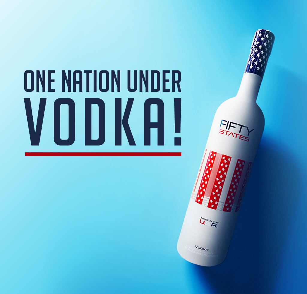 Fifty States of Vodka in Every Total Wine