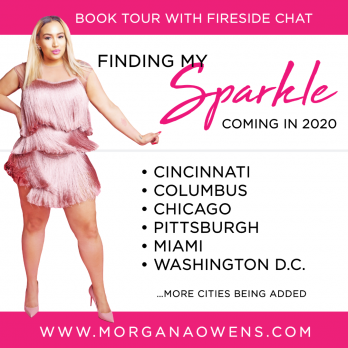 Finding My Sparkle Tour Dates