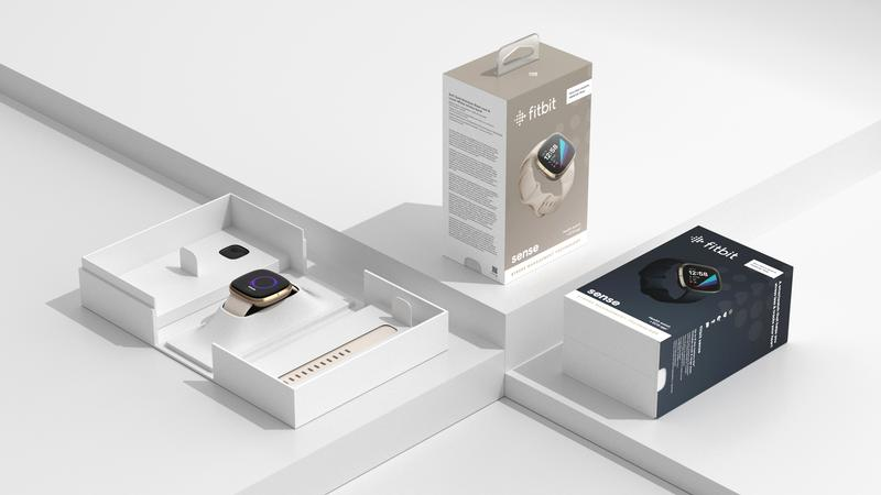 Fitbit Sustainable Packaging