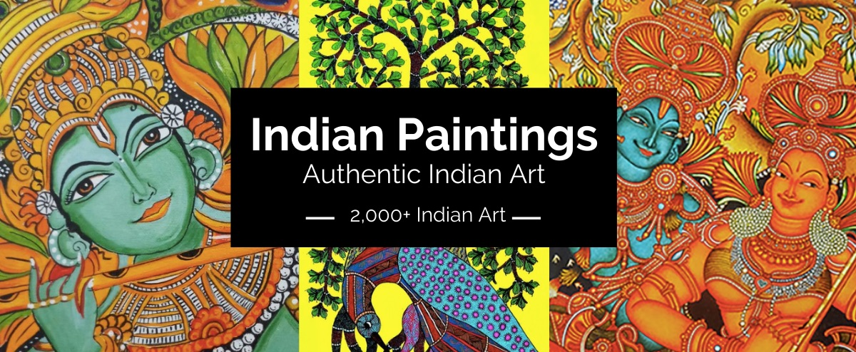 Indian Paintings 1200x494