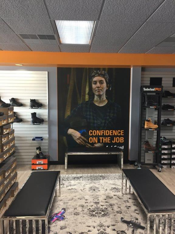 26fdb669857 Saf-Gard Safety Shoe Company Opens New Location in York, PA - WVIR ...