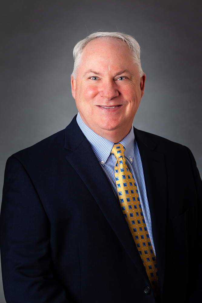 John Hayward, CEO