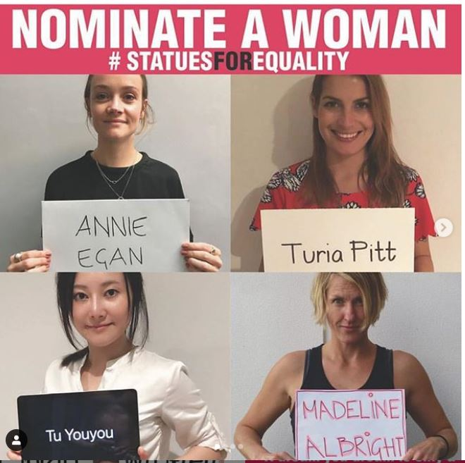 Nominate a Woman