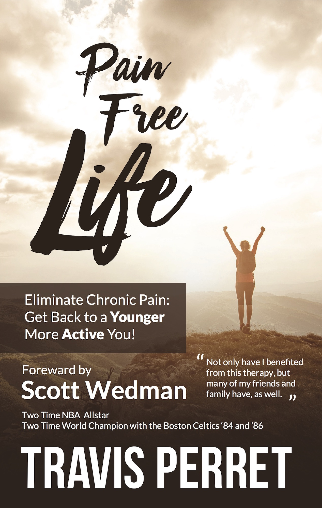 Pain Free Life Cover
