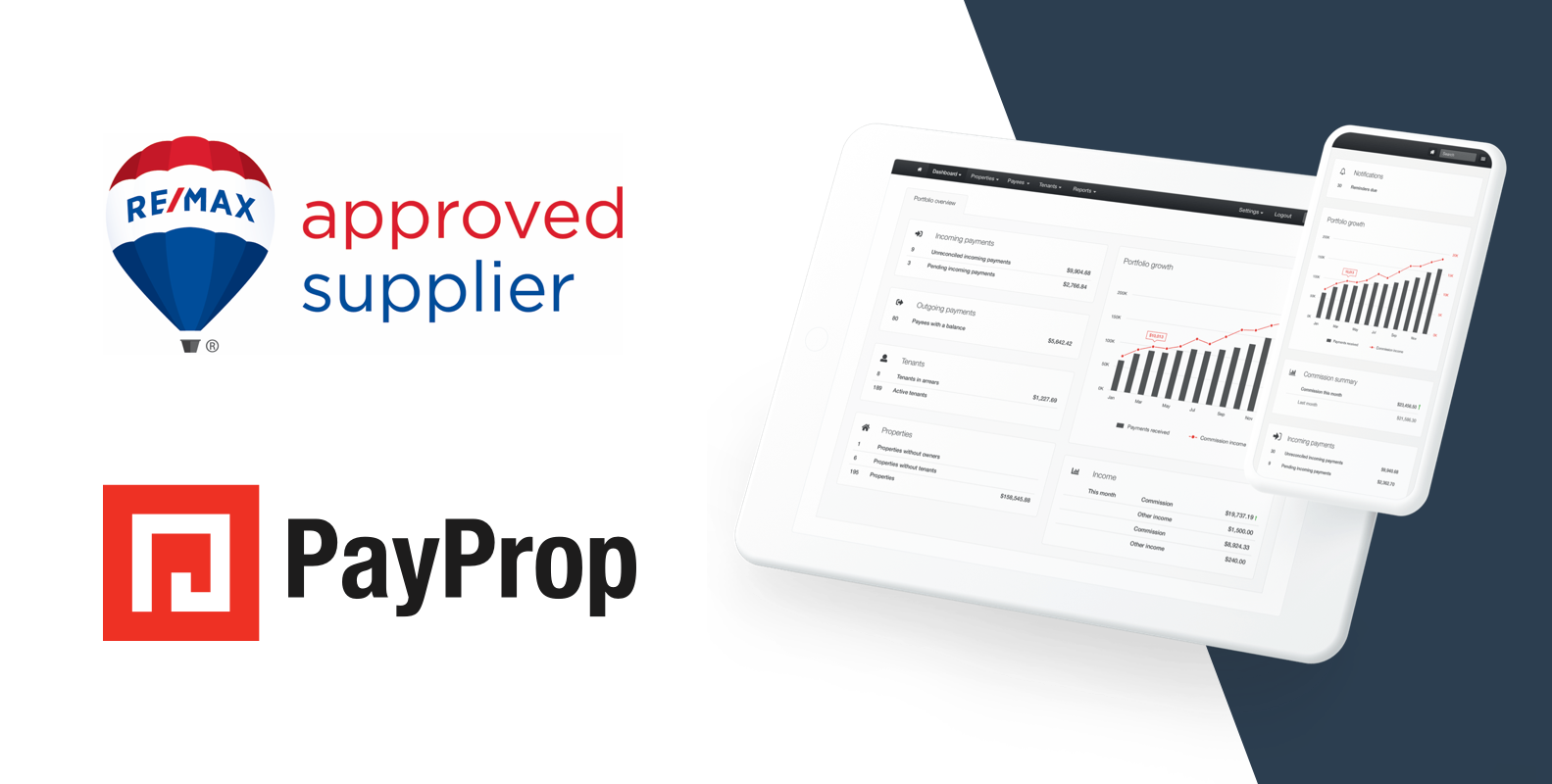 PayProp is now a RE/MAX Approved Supplier
