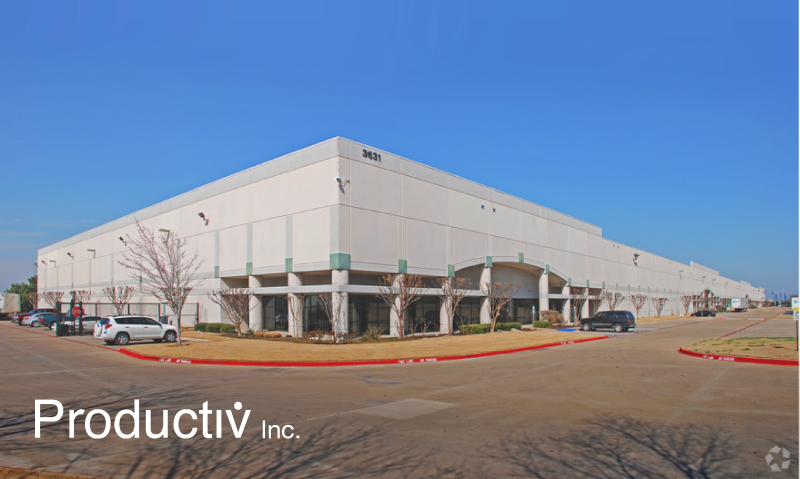 Productiv, Inc. recently moved to a larger west Dallas fulfillment center.