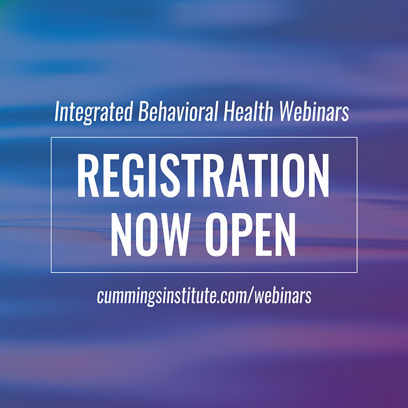 Register now to have the webinars delivered to your email inbox