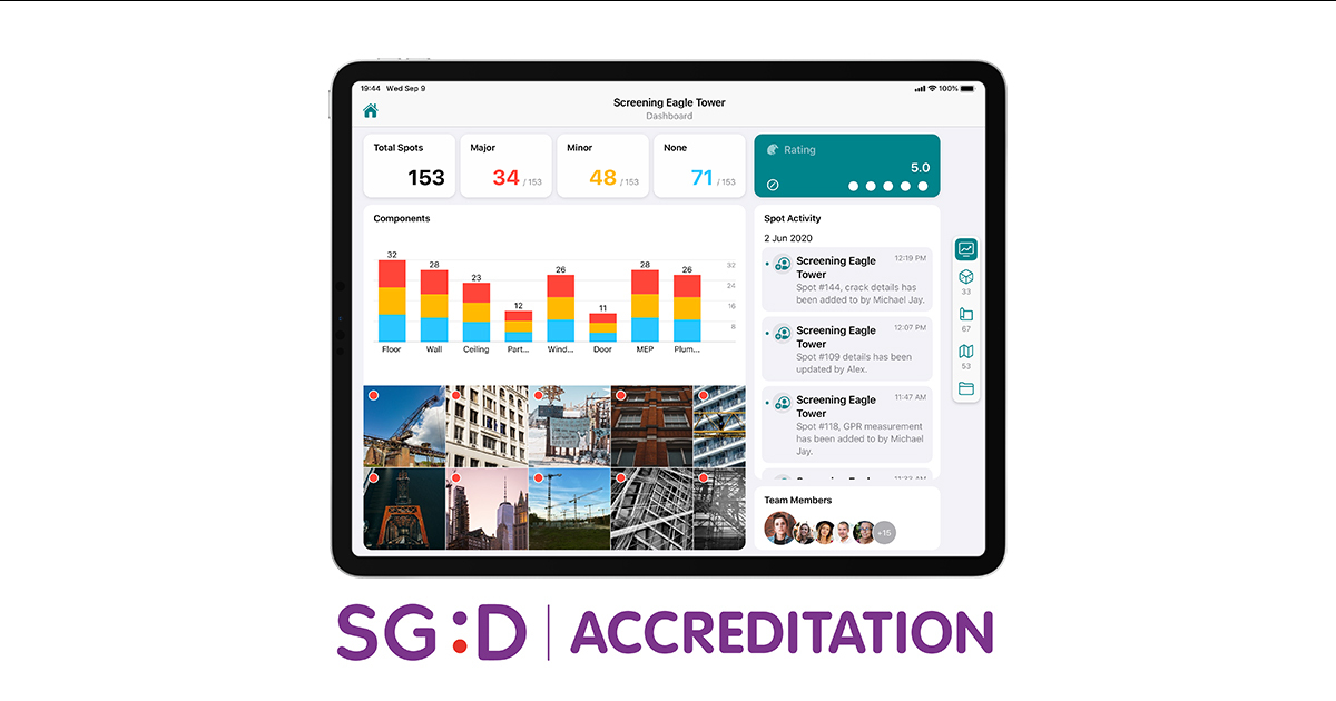 Screening Eagle INSPECT - SGDA Accreditation