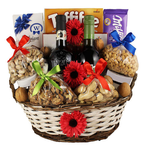 Walwater Gifts Send Wine Gift Hampers To Europe