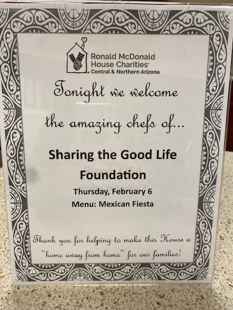 Sharing The Good Life Foundation In Action