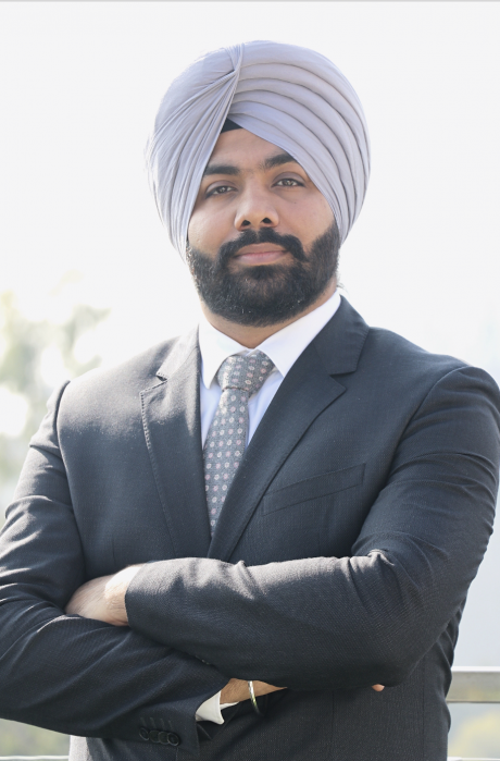 Simranjit Singh Grewal, CEO of Y the Wait