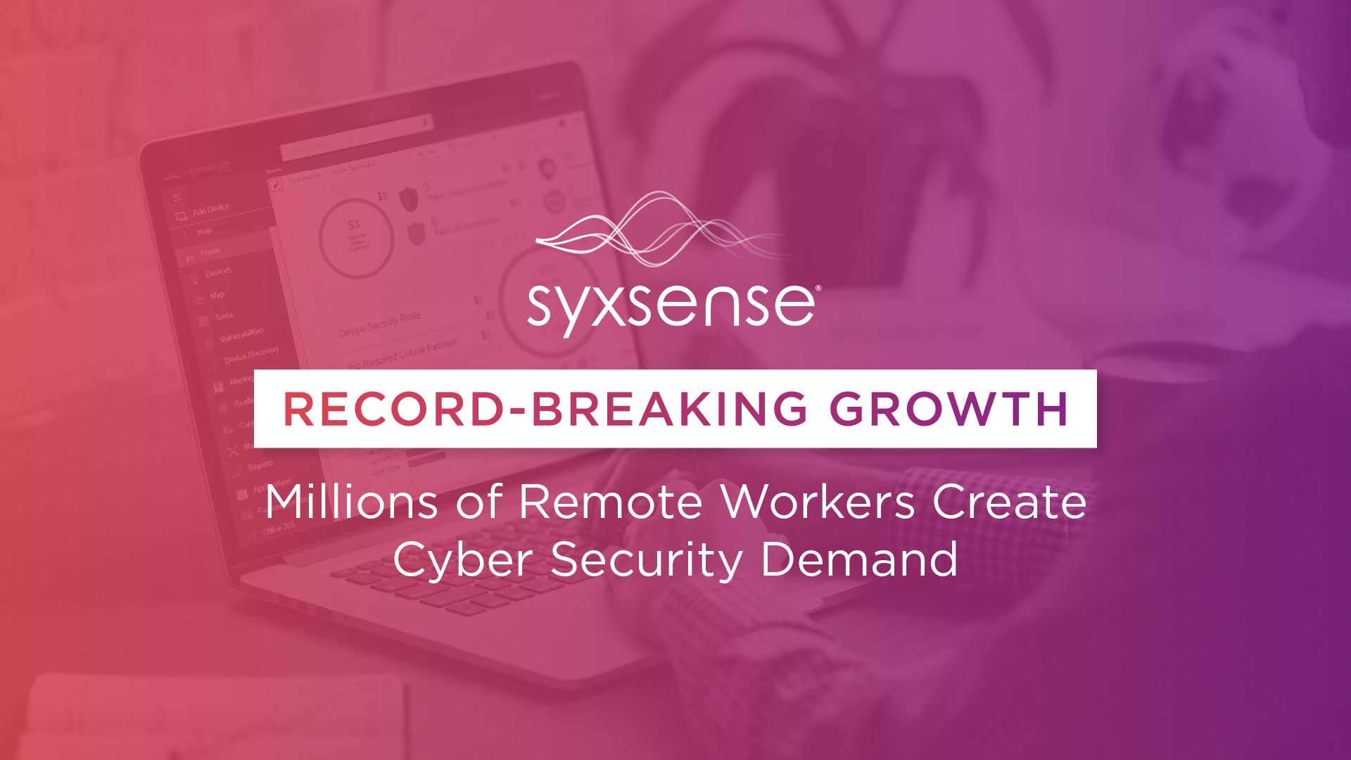 Syxsense Experiences Record Breaking Growth