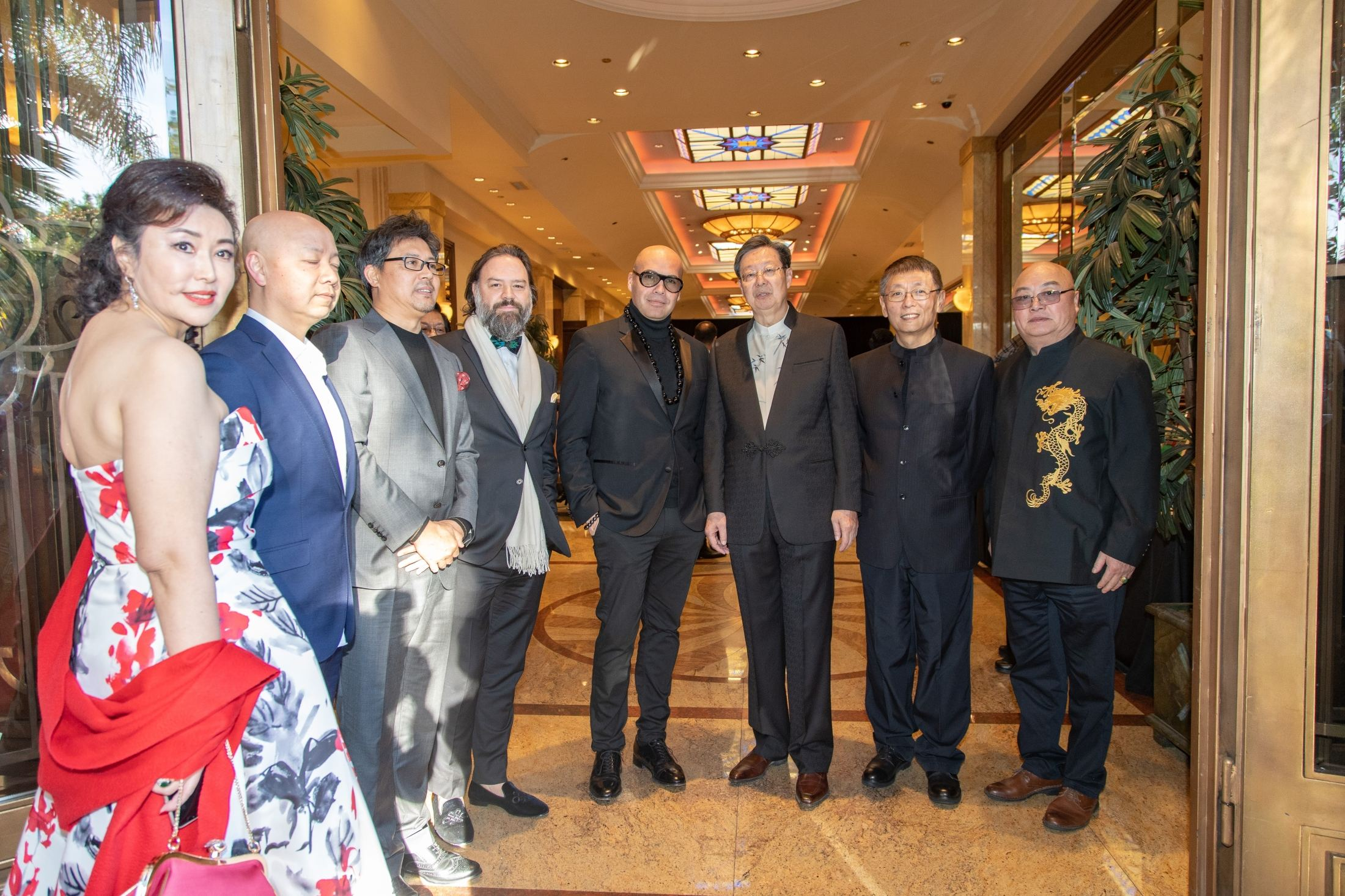 VIP Celebrity Guests attending the 3rd Annual Hollywood China Night, Los Angeles