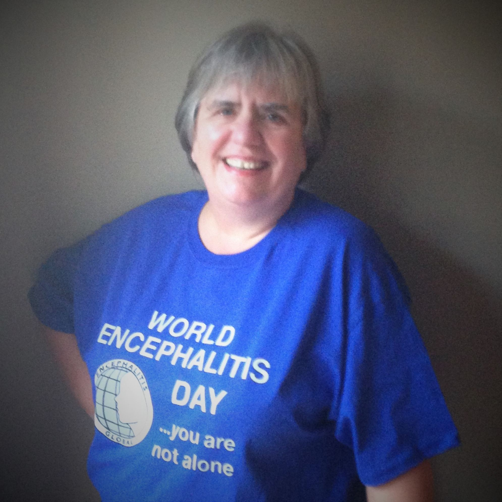 Wendy Station - World Encephalitis Day