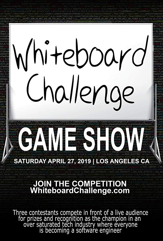 Whiteboard Challenge Game Show