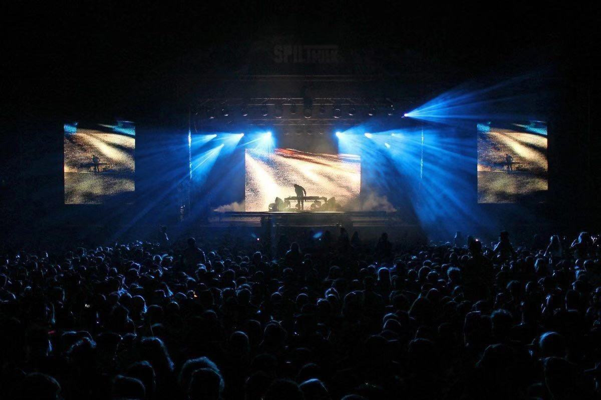 Why LED Stage Backdrop Screen More Popular All Ove
