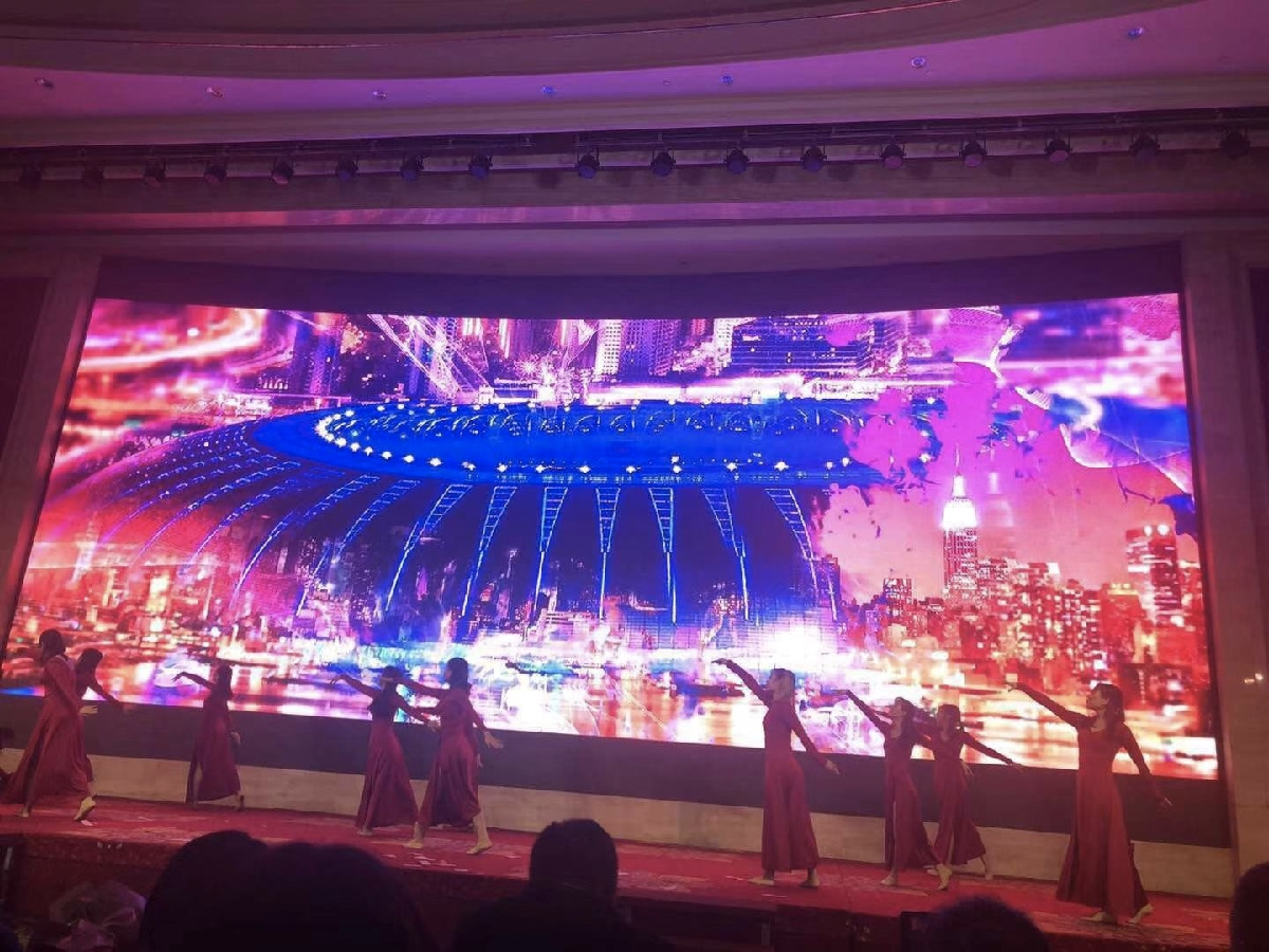 Why LED Stage Backdrop Screens More Popular All Ov