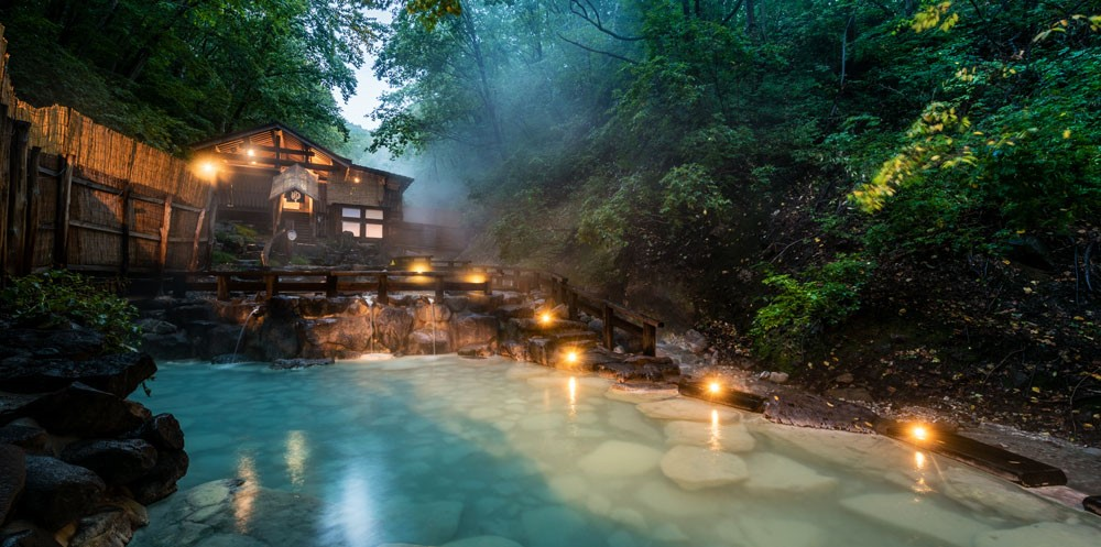 Zao Onsen Hot Spring Resort