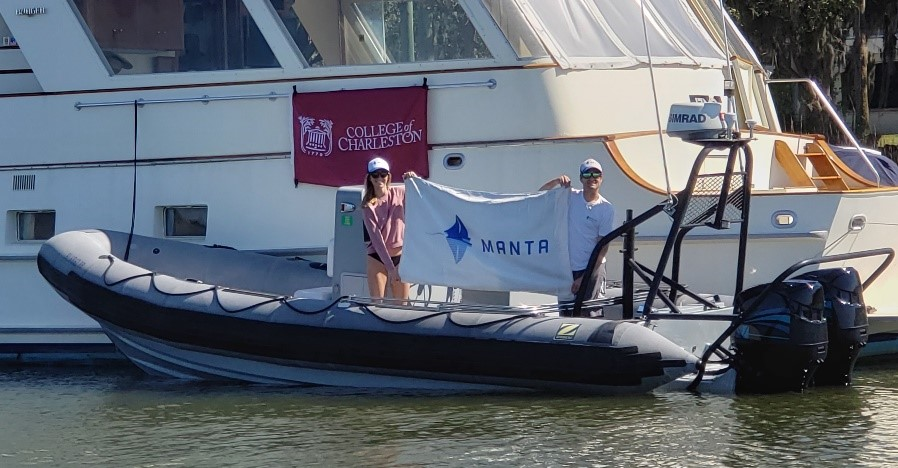 Zodiac Hurricane donated to support marine science research and education
